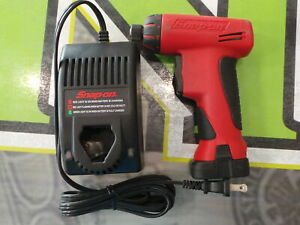 Snap On Cts596 1 4 Drive Cordless Electric 9 6v Ni Cad Power Drill W Charger