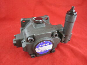 Hydraulic Variable Displacement Vane Pump With Spring Ve2 40f a3 Sve2 40f a3