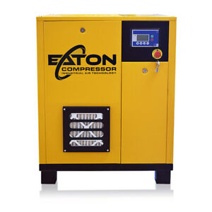 20hp Rotary Screw Air Compressor 3 Phase 230v Variable Speed