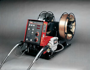Lincoln Dh 10 K1499 3 New Dual Spool Mig Welder Semi Automatic