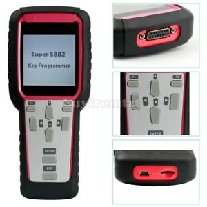 Sbb2 Car Key Programmer Tool For Immo W odometer Obd Software Tpms Eps