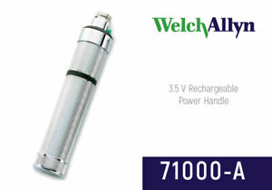 Welch Allyn 71000 a Direct Plug in Rechargeable Handle 3 5v New