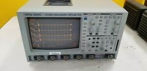 Lecroy 9354c 500mhz 4 channel Oscilloscope Good