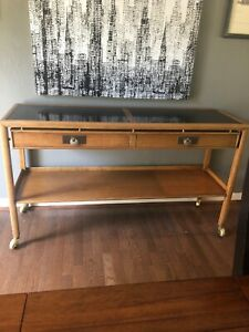 Michael Taylor Baker Furniture New World Credenza Mid Century Table