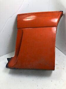 87 93 Ford Mustang Front Exterior Left Hand Ground Effects Trim Oem