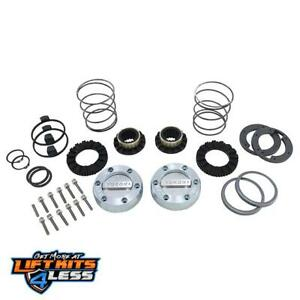 Yukon Yhc70006 Hardcore Locking Hub Set For Dana 44 Gm Ford 1 2 3 4 Ton 19 S