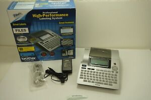 Brother P touch Pt 2700 Thermal Printer excellent Ln