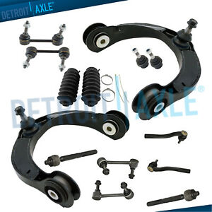 For 2011 2015 Dodge Durango Jeep Grand Cherokee Front Upper Control Arms Kit