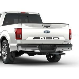 F 150 Tailgate Insert Letters Vinyl Stickers For Ford F 150 2018 2020