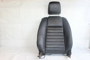 2007 Ford Mustang Gt Convertible 122 Front Right Side Backrest Seat Cushion