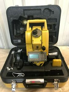 Topcon Gpt 3502 Total Station