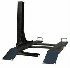 Tuxedo Sp 6k Ss 6 000 Lb Single Post Storage Lift