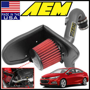 Aem Induction Cold Air Intake System Fits 2011 2016 Chevy Cruze 1 4l