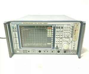 Rohde Schwarz Fsem30 High Performance Spectrum Analyzer 20hz 26 5ghz Great