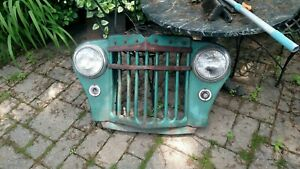 1940 S 1950 S Willys Jeep Grill Local Pick Up Nj