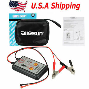 Usa Ship All Sun Em276 Diagnostic Injector Tester 4 Pluse Modes Fuel System Scan