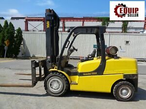 Propane Forklift | MCS Industrial Solutions and Online Business
