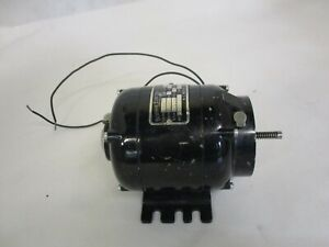 New Bodine Nsp 11a1 Ac Electric Motor 115v 1750 Rpm