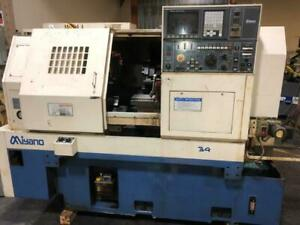 Miyano Lathe | Rockland County Business Equipment and Supply Brokers