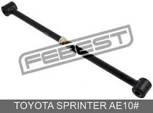 Rear Lateral Link For Toyota Sprinter Ae10 1991 2002