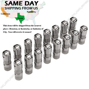 Ls7 Ls2 Ls1 Hydraulic Roller Lifters Set Of 16 For Gm Chevrolet Hl124 12499225