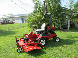 Toro Groundsmaster 328d 72 Rotary Lawn Mower 2 Wheel Drive 718 Hrs Heavy Duty