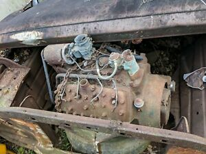 1940 Remanufactured Ford Flathead V8 85 Hp Lb And Complete Original Engine