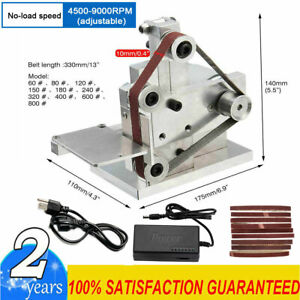 100w 12 24v Mini Lathe Beads Polisher Machine Woodworking Craft Diy Rotary Tool