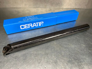 Kyocera A16t kkcr 2 Indexable Boring Bar Internal Threading 1 X 12 Ceratip