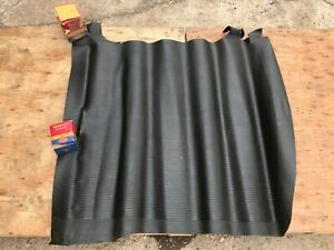 1940 1941 1942 Plymouth Dodge Nos Rubber Floor Mat Mopar Rare 40 41 42