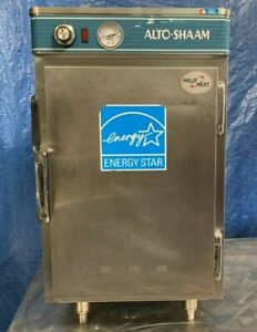 Used Warming Cabinet Alto Shaam 500 s 120 Volt 1 2 Size