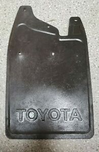 1984 1989 Toyota 4wd 4runner Pickup Pick Up Truck Front Left Mud Flaps
