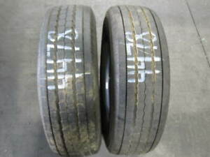 Local Pick Up Only 2 Goodyear G647 Rss Unisteel Lt235 85 16 Tires 4478