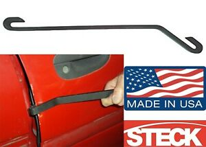 Steck Manufacturing 20037 Flange Lever Body Shop Hook Tool New Free Shipping Usa