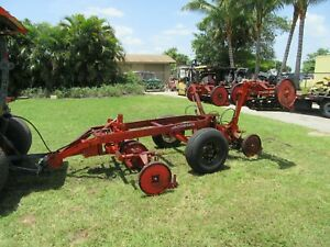 Jacobsen Transport Frame With 5 Gangs Real Mower 74670 Tractor Tow