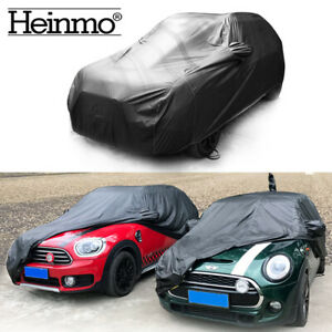 Car Cover Waterproof Dust Rain Resistant For Mini Cooper R55 R56 F54 F55 F56 F60