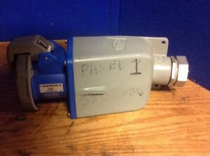 Hubbell Outlet 460r9vo 60 Amp 223a