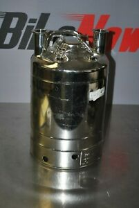 Alloy Products 2 5g Stainless Pressure Vessel 155 Psi 316l Pharmaceutical 1