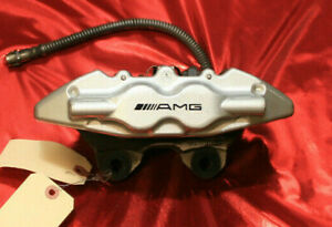 03 06 Mercedes R230 Sl55 S55 Amg Brembo Brake Caliper Rear Right Oem 0044233698