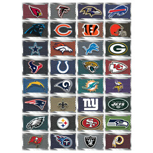 Nfl Stickers From Vending Machine Free S h