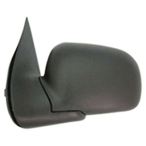 2002 2005 Ford Explorer Mountaineer Lh Left Driver Side Mirror Power