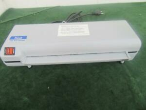 Seal Clear Tech Laminator Ct1200 Ct 1200 Perfect Condition Works Well