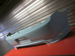 Fiberglass Ings Style Rear Bumper For A 02 up Acura Rsx 3dr