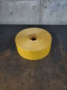 Gummed Tape Non Reinforced Solid Color 10 Cs Yellow 40 00 Cs