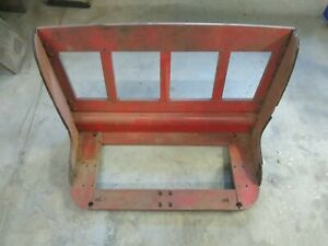 1931 Ford Model A Coupe Bench Seat Frame