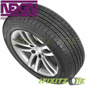 1 Nexen N Priz Ah8 235 45r17 94v All Season Touring Performance Tires