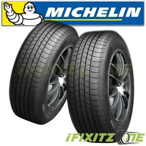 2x Michelin Defender T H 235 65r16 103h Longest Wear All Season Tires