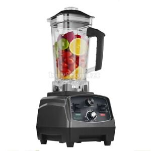 T5200 2l Heavy Duty Commercial Blender With Timer 2200w Fruit Variable Speeds