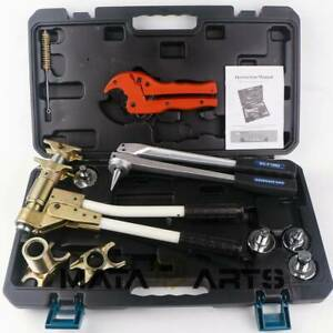 Pex 1632 Clamping Tools For System Well Received Rehau Plumbing Tool