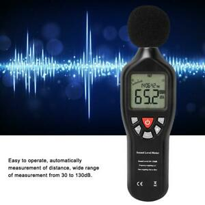 Pro Sound Level Meter Data Logger Noise Audio Tester 30 130db Usb Cable Battery